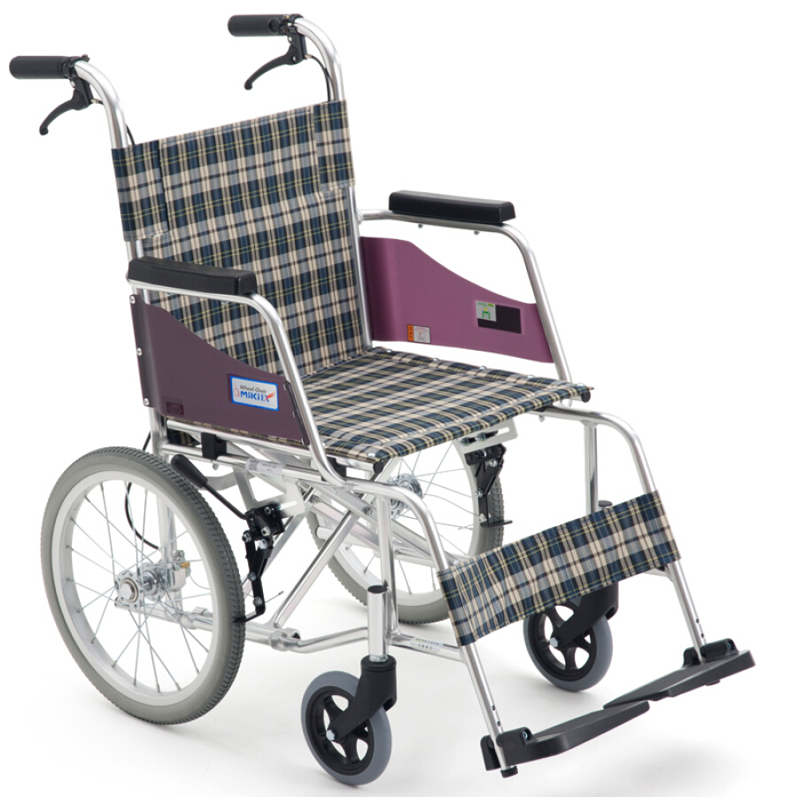 Japan three expensive miki wheelchair lightweight portable folding wheelchair MOCC-43L - 2016106 , 3233545202357 , 62_10479144 , 8540000 , Japan-three-expensive-miki-wheelchair-lightweight-portable-folding-wheelchair-MOCC-43L-62_10479144 , tiki.vn , Japan three expensive miki wheelchair lightweight portable folding wheelchair MOCC-43L