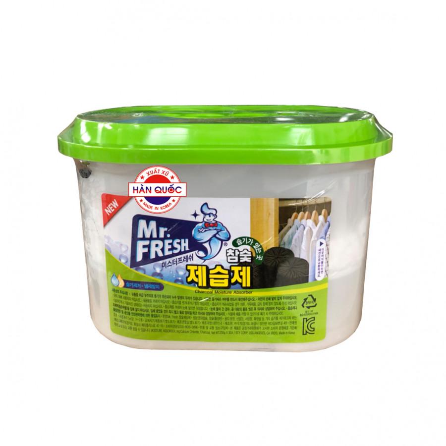 Hộp Hút Ẩm Than Hoạt Tính Mr.Fresh Hàn