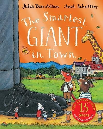 The Smartest Giant 15th Anniversary Edition - 18409969 , 8329364407976 , 62_22989419 , 131000 , The-Smartest-Giant-15th-Anniversary-Edition-62_22989419 , tiki.vn , The Smartest Giant 15th Anniversary Edition