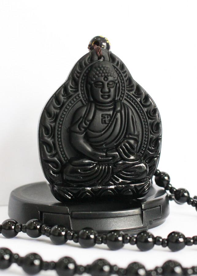 Vòng cổ phật Văn Thù Bồ Tát - Phật bản mệnh người tuổi Mão - Đá Phong Thủy