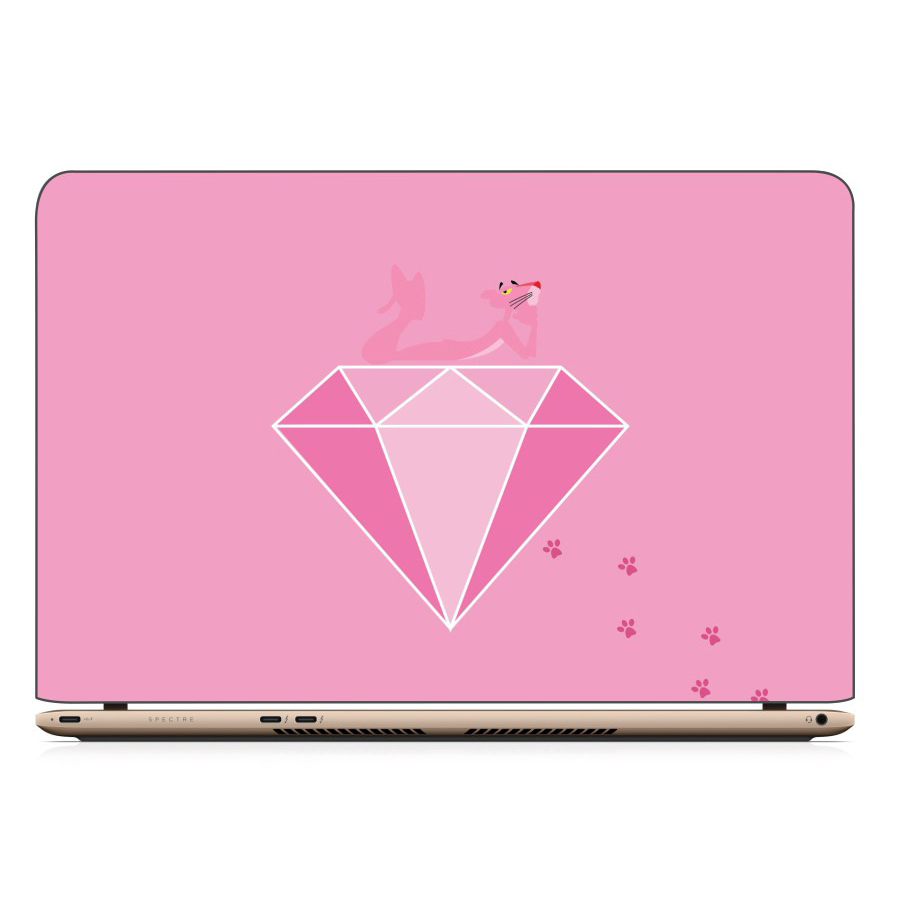 Miếng Dán Decal Laptop Hoạt Hình Dễ Thương - Mã DCLTHH147