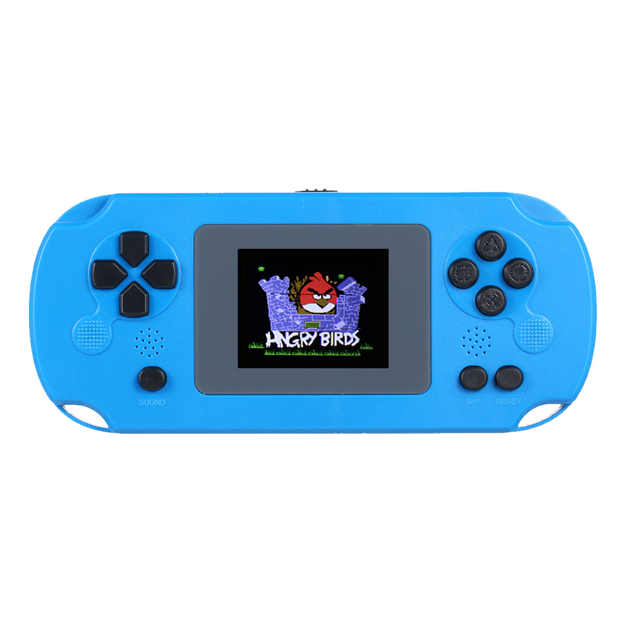 Portable Handheld Game Console 8 Bit Retro Game Player 2.0inch Built-in 268 Classic Games Gifts for Children - 2335247 , 2280382820658 , 62_15167694 , 418000 , Portable-Handheld-Game-Console-8-Bit-Retro-Game-Player-2.0inch-Built-in-268-Classic-Games-Gifts-for-Children-62_15167694 , tiki.vn , Portable Handheld Game Console 8 Bit Retro Game Player 2.0inch Built