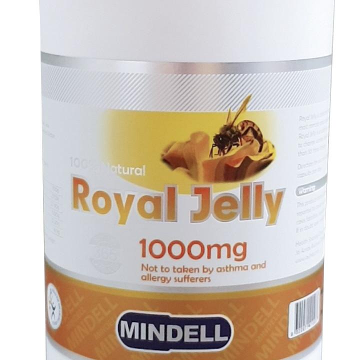 Sữa ong chúa MINDELL Royal Jelly 1000mg 365v TẶNG 1 hộp kẹo thái lan - 1597580 , 3869491827568 , 62_10705791 , 999000 , Sua-ong-chua-MINDELL-Royal-Jelly-1000mg-365v-TANG-1-hop-keo-thai-lan-62_10705791 , tiki.vn , Sữa ong chúa MINDELL Royal Jelly 1000mg 365v TẶNG 1 hộp kẹo thái lan