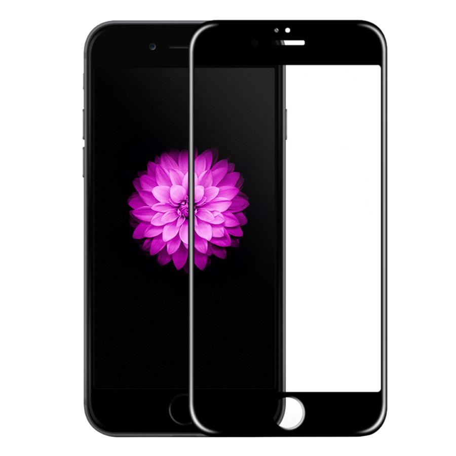 Kính Cường Lực Full 5D iPhone 6 / 6s Boss BOSSIP6-BK (Đen)