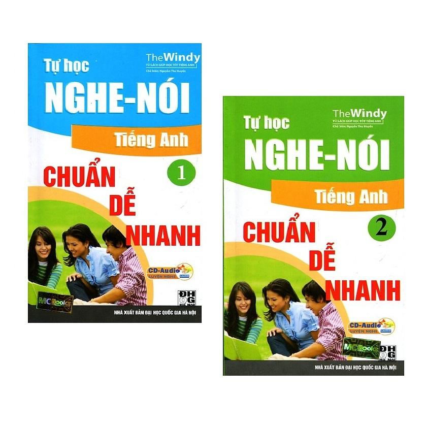 Combo Tự Học Nghe - Nói Tiếng Anh Chuẩn, Dễ, Nhanh (Tron Bộ 2 Tập) - Kèm CD Tặng Bookmath - 15608495 , 9923183379392 , 62_25884910 , 113000 , Combo-Tu-Hoc-Nghe-Noi-Tieng-Anh-Chuan-De-Nhanh-Tron-Bo-2-Tap-Kem-CD-Tang-Bookmath-62_25884910 , tiki.vn , Combo Tự Học Nghe - Nói Tiếng Anh Chuẩn, Dễ, Nhanh (Tron Bộ 2 Tập) - Kèm CD Tặng Bookmath