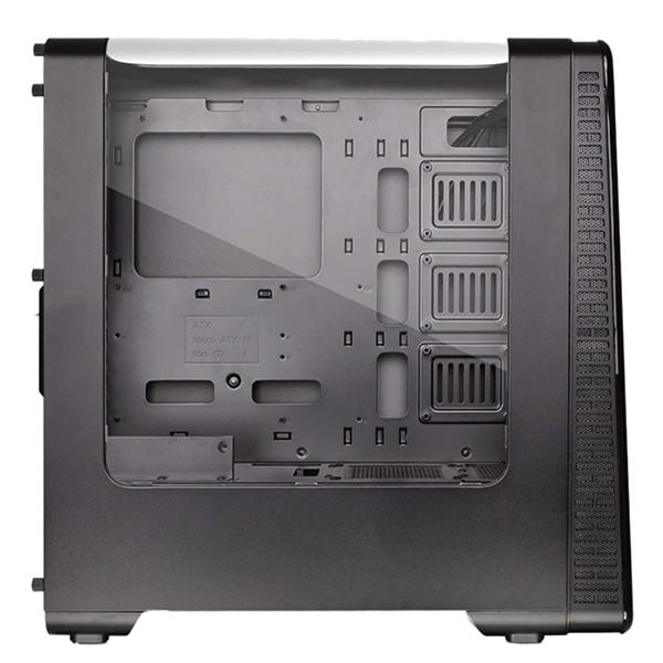 Vỏ Case Máy Tính Thermaltake View 28 Riing RGB CA-1H2-00M1WN-01 ATX - Hàng Chính Hãng
