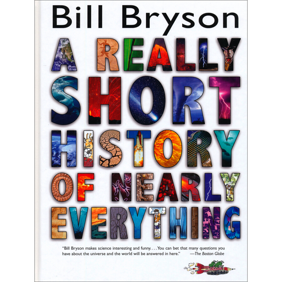 A Really Short History of Nearly Everything - 1223391 , 3301758294251 , 62_5227011 , 410000 , A-Really-Short-History-of-Nearly-Everything-62_5227011 , tiki.vn , A Really Short History of Nearly Everything