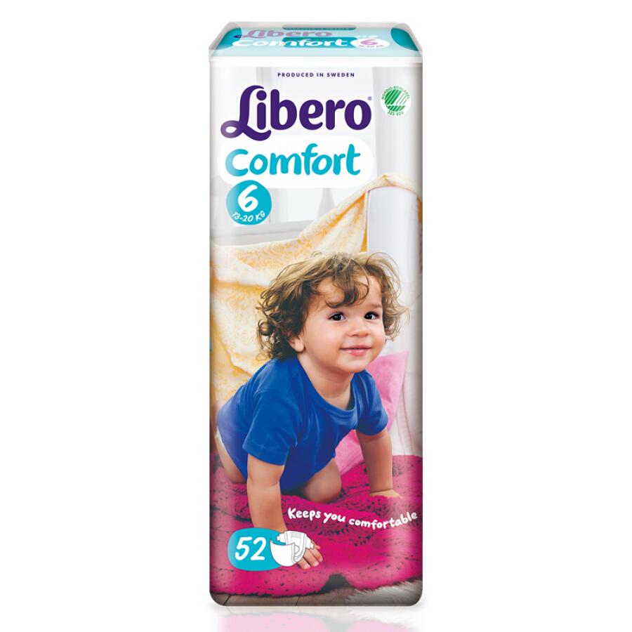 Libero (Switzerland imported diapers plus XL52 tablets [13-20kg] - 1591545 , 7080677636408 , 62_9038977 , 802000 , Libero-Switzerland-imported-diapers-plus-XL52-tablets-13-20kg-62_9038977 , tiki.vn , Libero (Switzerland imported diapers plus XL52 tablets [13-20kg]