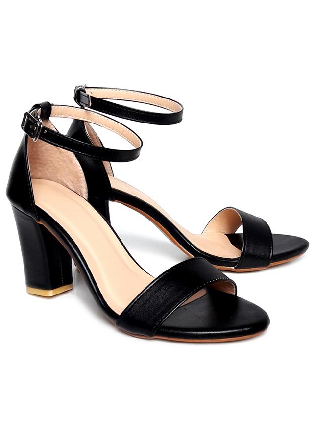 Giày cao gót đế vuông thời trang T047K135