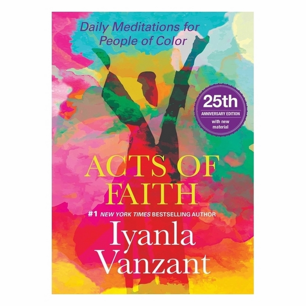 Acts Of Faith: 25th Anniversary Edition - 1680265 , 8875890595156 , 62_11709088 , 462000 , Acts-Of-Faith-25th-Anniversary-Edition-62_11709088 , tiki.vn , Acts Of Faith: 25th Anniversary Edition