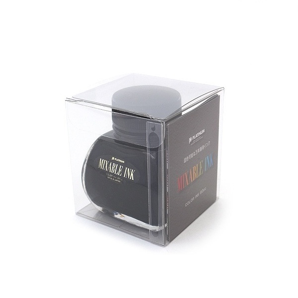 Mực Platinum Mixable 60ml - Đen