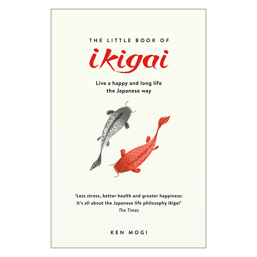The Little Book Of Ikigai: The Secret Japanese Way To Live A Happy And Long Life - 1602581 , 4519447142168 , 62_10769300 , 468000 , The-Little-Book-Of-Ikigai-The-Secret-Japanese-Way-To-Live-A-Happy-And-Long-Life-62_10769300 , tiki.vn , The Little Book Of Ikigai: The Secret Japanese Way To Live A Happy And Long Life