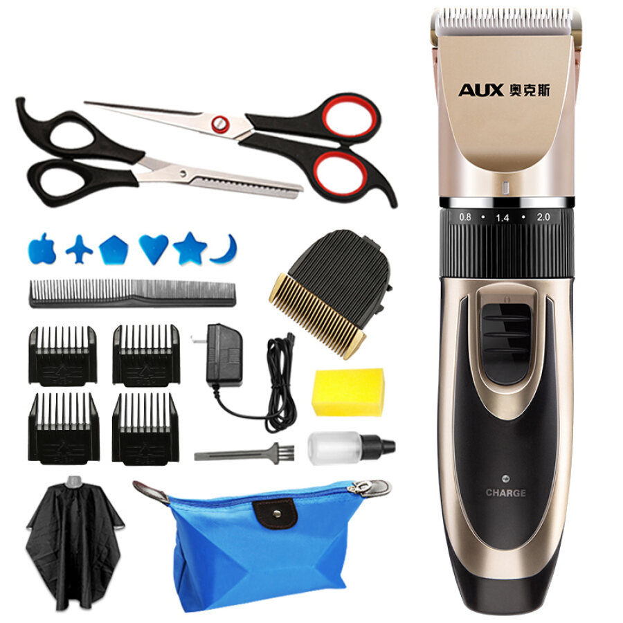 Aux (AUX) hair clipper hair clipper baby adult razor hair clipper child electric hair clipper mute rechargeable hair clipper hair clipper X1 - 773255 , 9749492792062 , 62_9054831 , 449000 , Aux-AUX-hair-clipper-hair-clipper-baby-adult-razor-hair-clipper-child-electric-hair-clipper-mute-rechargeable-hair-clipper-hair-clipper-X1-62_9054831 , tiki.vn , Aux (AUX) hair clipper hair clipper baby