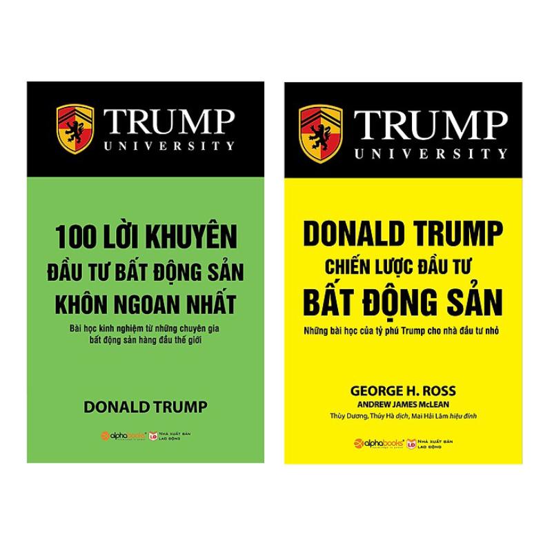 Combo 100 Lời Khuyên Đầu Tư Bất Động Sản Khôn Ngoan Nhất (Tái Bản 2018) + Donald Trump - Chiến Lược Đầu Tư Bất... - 18529822 , 6127973817733 , 62_20134742 , 268000 , Combo-100-Loi-Khuyen-Dau-Tu-Bat-Dong-San-Khon-Ngoan-Nhat-Tai-Ban-2018-Donald-Trump-Chien-Luoc-Dau-Tu-Bat...-62_20134742 , tiki.vn , Combo 100 Lời Khuyên Đầu Tư Bất Động Sản Khôn Ngoan Nhất (Tái Bản 20