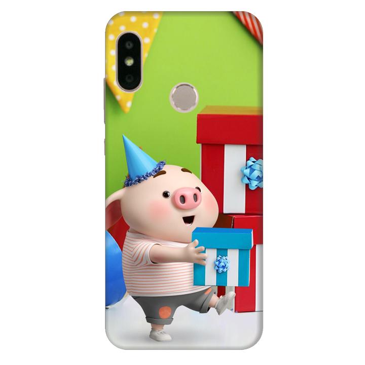 Ốp lưng nhựa cứng nhám dành cho Xiaomi A2 in hình Heo Con Mừng Sinh Nhật - 1714344 , 4305013501213 , 62_11907316 , 200000 , Op-lung-nhua-cung-nham-danh-cho-Xiaomi-A2-in-hinh-Heo-Con-Mung-Sinh-Nhat-62_11907316 , tiki.vn , Ốp lưng nhựa cứng nhám dành cho Xiaomi A2 in hình Heo Con Mừng Sinh Nhật