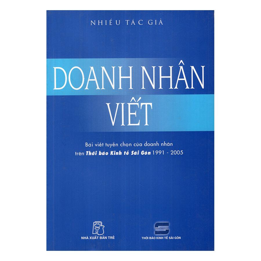 Doanh Nhân Viết - 895370 , 6884065231876 , 62_1606473 , 60000 , Doanh-Nhan-Viet-62_1606473 , tiki.vn , Doanh Nhân Viết