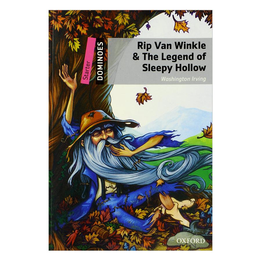 Dominoes Starter: Rip Van Winkle And The Legend Of Sleepy Hollow Pack - 931979 , 9537147373533 , 62_1997531 , 100000 , Dominoes-Starter-Rip-Van-Winkle-And-The-Legend-Of-Sleepy-Hollow-Pack-62_1997531 , tiki.vn , Dominoes Starter: Rip Van Winkle And The Legend Of Sleepy Hollow Pack