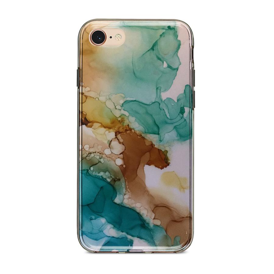 Ốp Lưng Điện Thoại Vân Đá Mika Cho iPhone 7 / 8 A-001-009-C-IP7