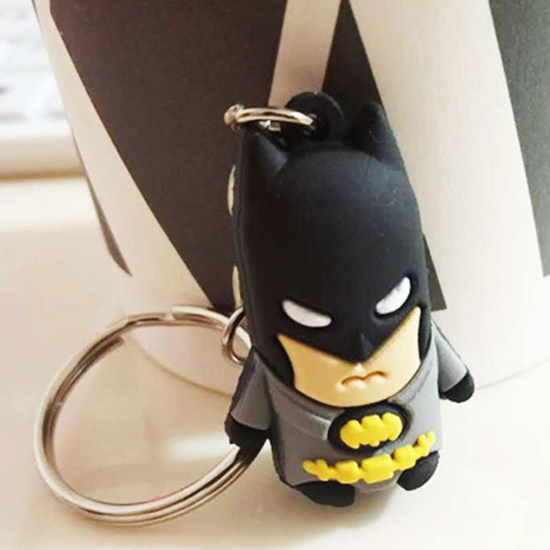 Key Ring Cartoon Keys Chain Cute Marvel The Avengers Car Key Chain 3D Silicone Gifts Superman Iron Man Decoration - 1926511 , 3681764277494 , 62_12310830 , 219000 , Key-Ring-Cartoon-Keys-Chain-Cute-Marvel-The-Avengers-Car-Key-Chain-3D-Silicone-Gifts-Superman-Iron-Man-Decoration-62_12310830 , tiki.vn , Key Ring Cartoon Keys Chain Cute Marvel The Avengers Car Key Ch
