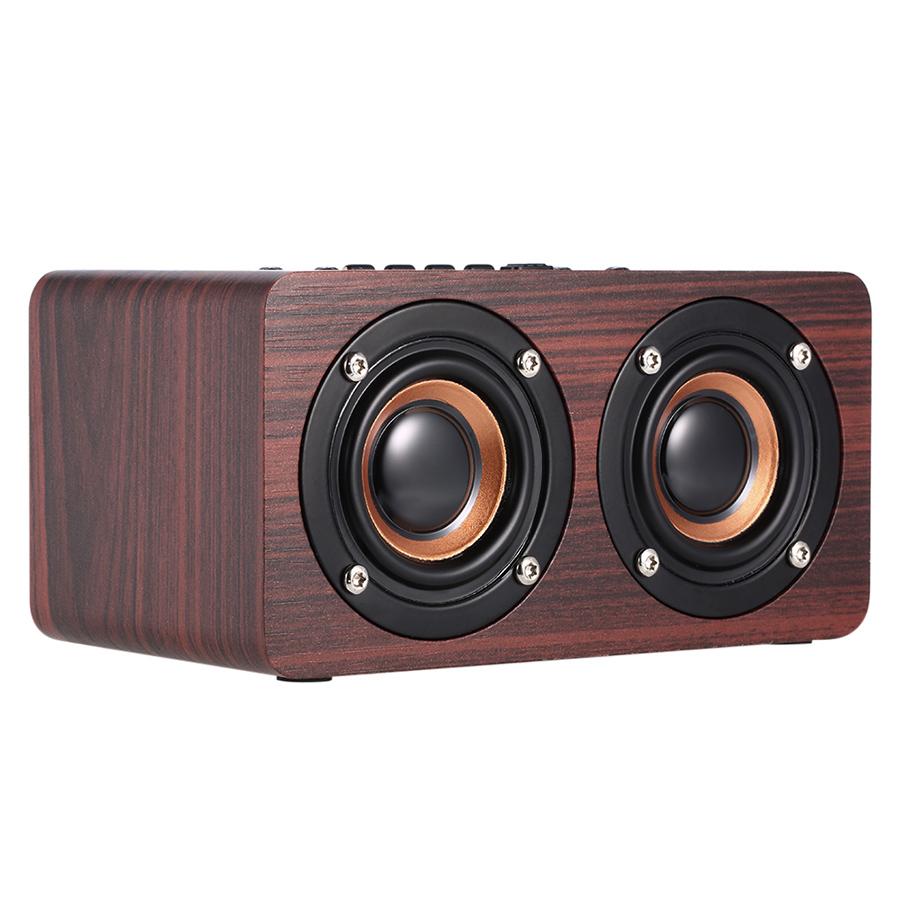 W5 Red Wood Grain Bluetooth Speaker Bluetooth 4.2 Dual Louderspeakers Super Bass Subwoofer HandsFree With Mic 3.5mm - 2178747 , 1418552106047 , 62_14244277 , 539000 , W5-Red-Wood-Grain-Bluetooth-Speaker-Bluetooth-4.2-Dual-Louderspeakers-Super-Bass-Subwoofer-HandsFree-With-Mic-3.5mm-62_14244277 , tiki.vn , W5 Red Wood Grain Bluetooth Speaker Bluetooth 4.2 Dual Louder