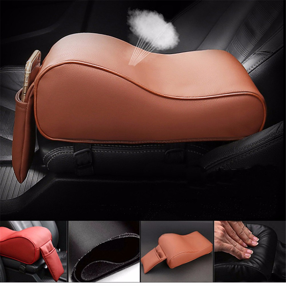 Brand New Leather Car Armrest Pad Universal Vehicle Auto Armrests Covers Car Center Console Arm Rest Seat Box Pads Protective - 16614878 , 8079892992924 , 62_27004634 , 434000 , Brand-New-Leather-Car-Armrest-Pad-Universal-Vehicle-Auto-Armrests-Covers-Car-Center-Console-Arm-Rest-Seat-Box-Pads-Protective-62_27004634 , tiki.vn , Brand New Leather Car Armrest Pad Universal Vehicl
