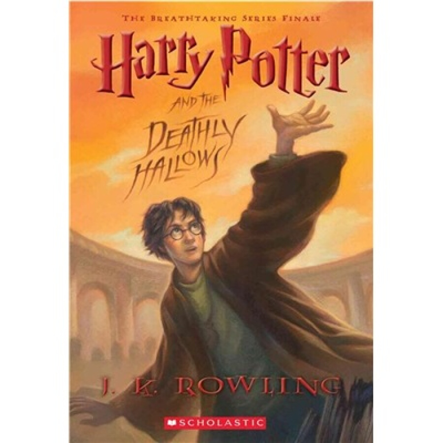 Harry Potter and the Deathly Hallows - 1235313 , 5148169986430 , 62_5264817 , 1784000 , Harry-Potter-and-the-Deathly-Hallows-62_5264817 , tiki.vn , Harry Potter and the Deathly Hallows