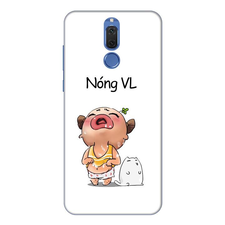 Ốp Lưng Dành Cho Điện Thoai Huawei Nova 2i Quỳnh AKA - Mẫu 2