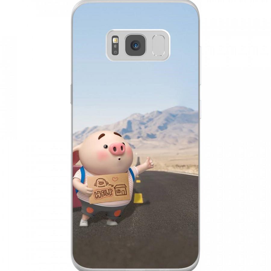 Ốp Lưng Cho Điện Thoại Samsung Galaxy S8 Plus - Mẫu aheocon 97