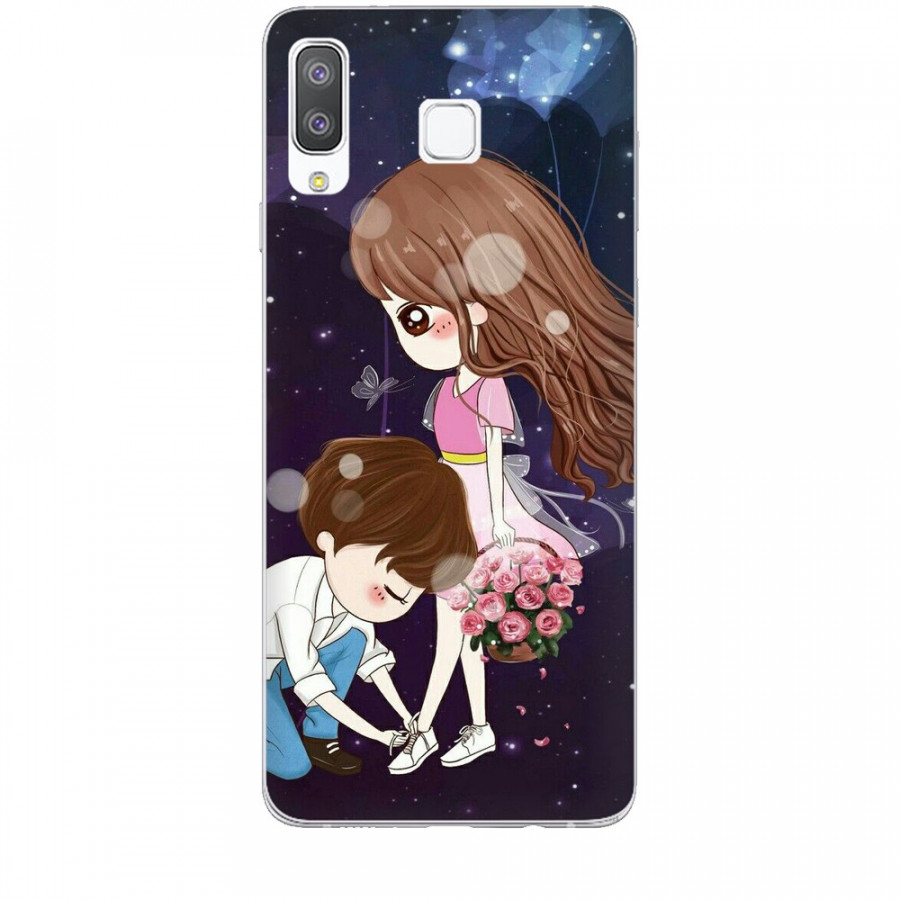 Ốp lưng dành cho điện thoại Samsung Galaxy A7 2018/A750 - A8 STAR - A9 STAR - A50 - Tình Yêu Của Anh