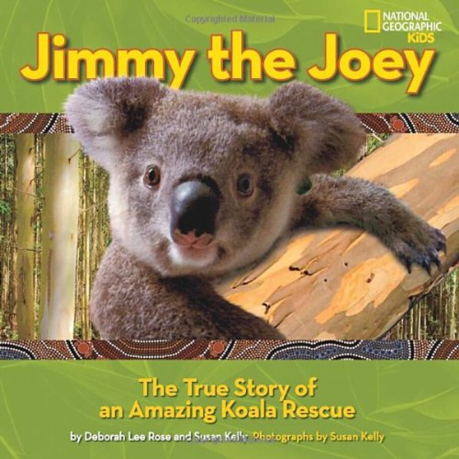 Jimmy the Joey: The True Story of an Amazing Koala Rescue - 1227923 , 7369829301273 , 62_5244367 , 1820000 , Jimmy-the-Joey-The-True-Story-of-an-Amazing-Koala-Rescue-62_5244367 , tiki.vn , Jimmy the Joey: The True Story of an Amazing Koala Rescue