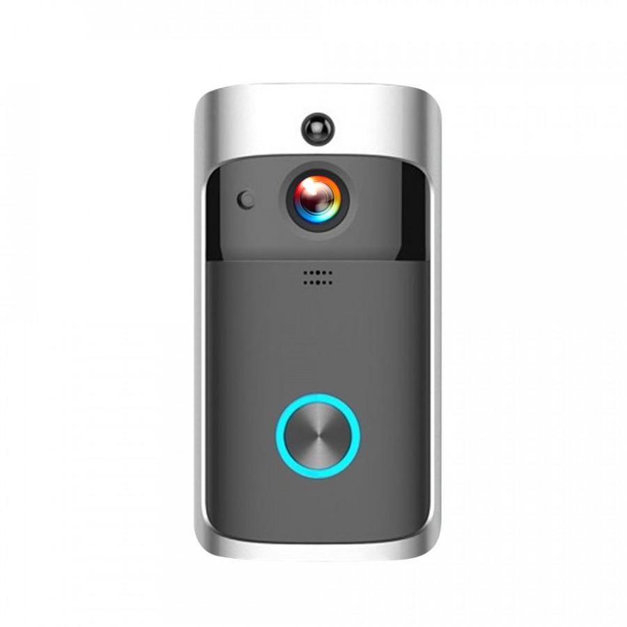 WiFi Smart Wireless Security DoorBell Smart HD 1080P Visual Intercom Recording Video Door Phone Remote Home Monitoring - 2364574 , 9396482666423 , 62_15455800 , 1336000 , WiFi-Smart-Wireless-Security-DoorBell-Smart-HD-1080P-Visual-Intercom-Recording-Video-Door-Phone-Remote-Home-Monitoring-62_15455800 , tiki.vn , WiFi Smart Wireless Security DoorBell Smart HD 1080P Visu