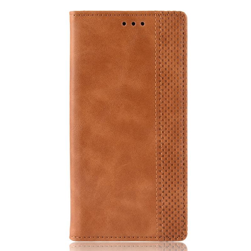 Bao da dạng ví cho Nokia 8.1 Luxury Leather