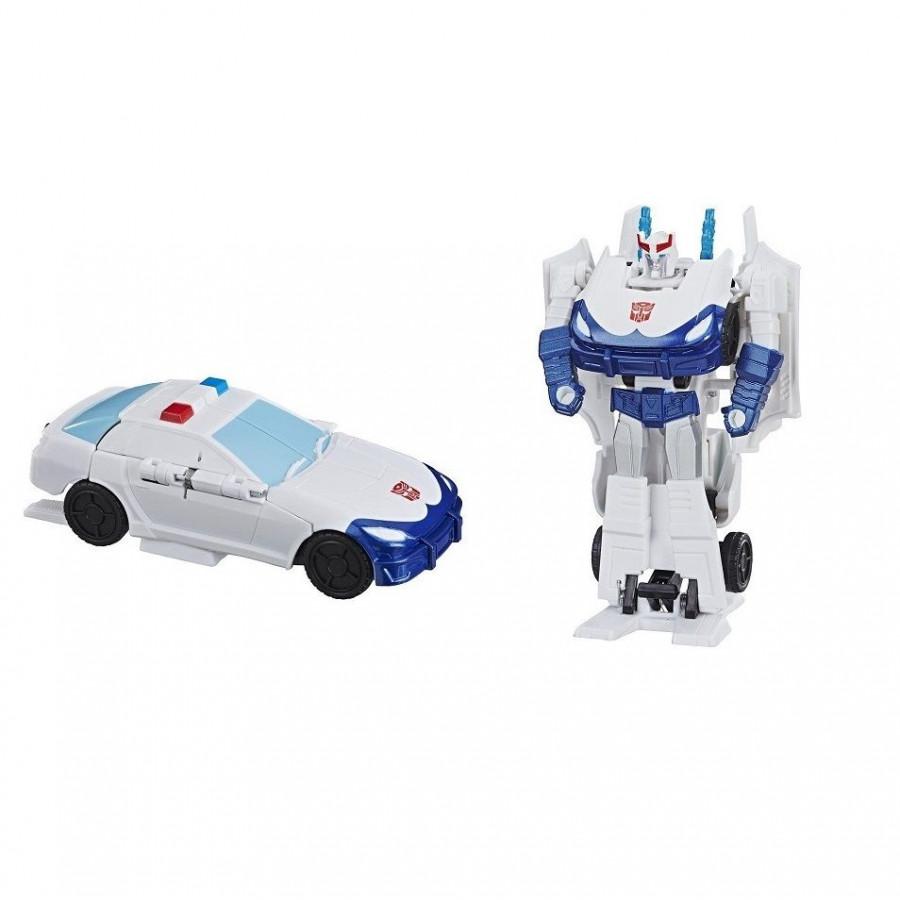 Mô hình xe cảnh sát 1 bước biến hình thành robot - 811665 , 2332827260427 , 62_14678686 , 259000 , Mo-hinh-xe-canh-sat-1-buoc-bien-hinh-thanh-robot-62_14678686 , tiki.vn , Mô hình xe cảnh sát 1 bước biến hình thành robot