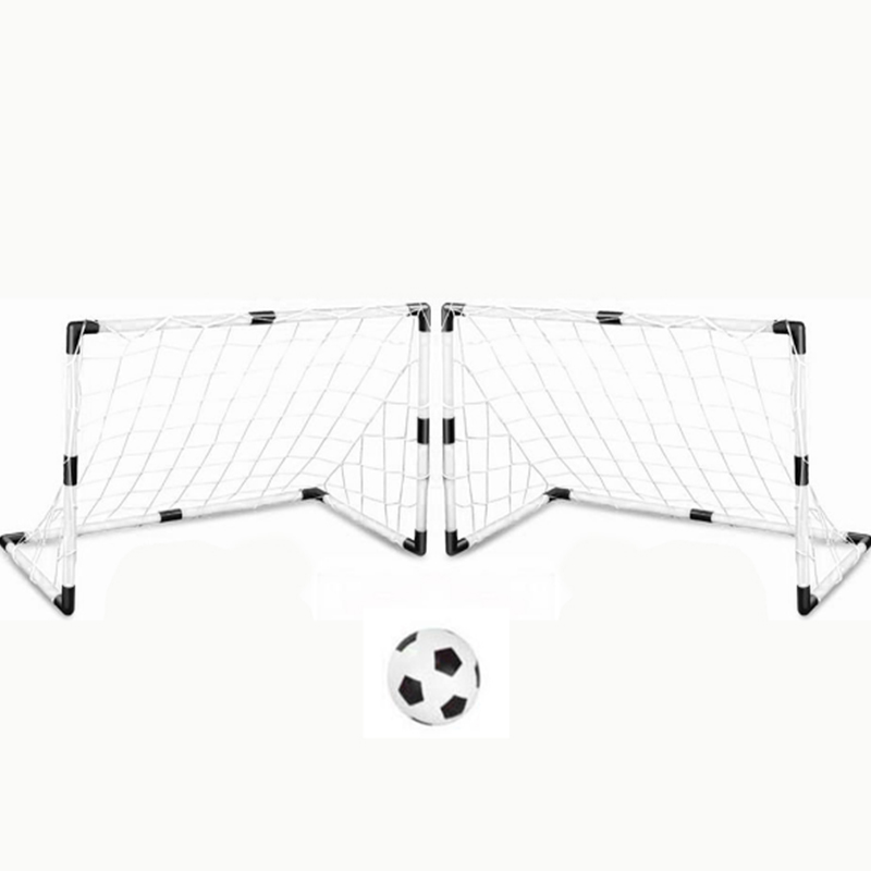 2 X Goal Nets Solid Peg Hook Sports DIY