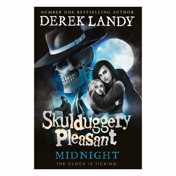 Skulduggery P Bk 11: Midnight