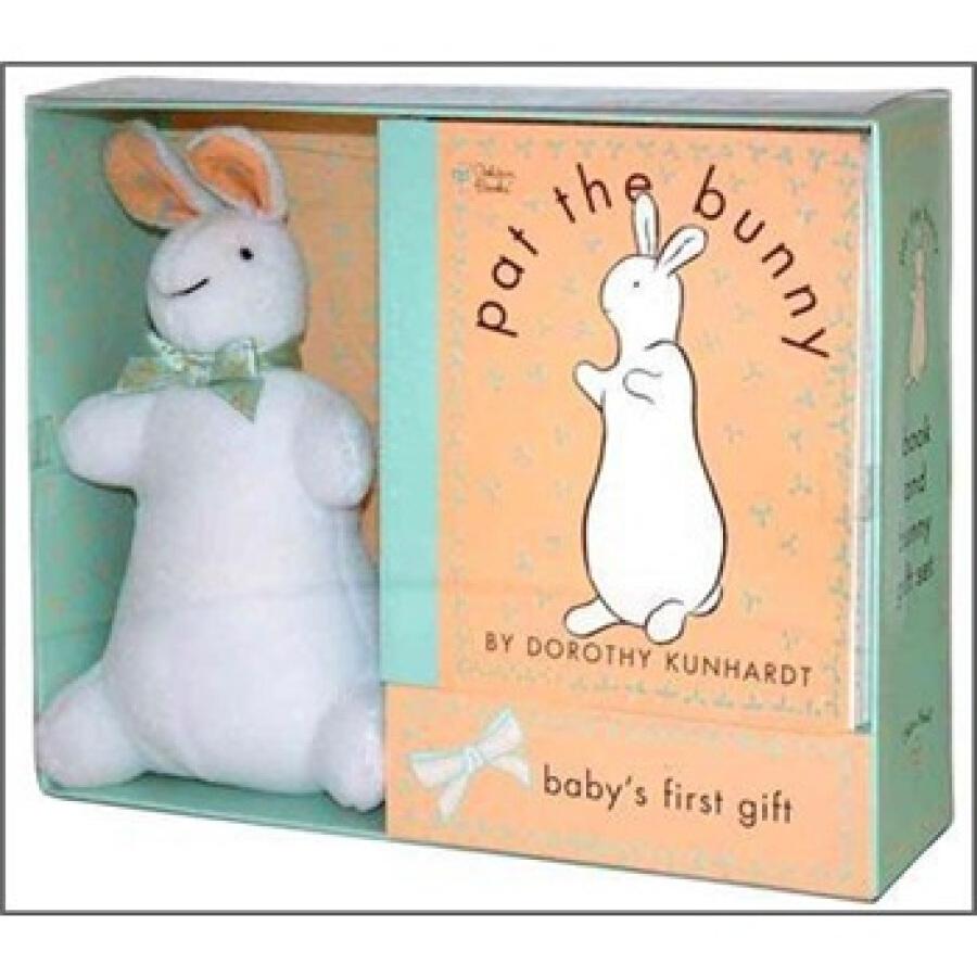 Pat the Bunny Book - 1243170 , 3748695083935 , 62_5291103 , 325000 , Pat-the-Bunny-Book-62_5291103 , tiki.vn , Pat the Bunny Book