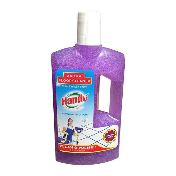 Nước thơm lau sàn nhà Hando 1L hương Lavender