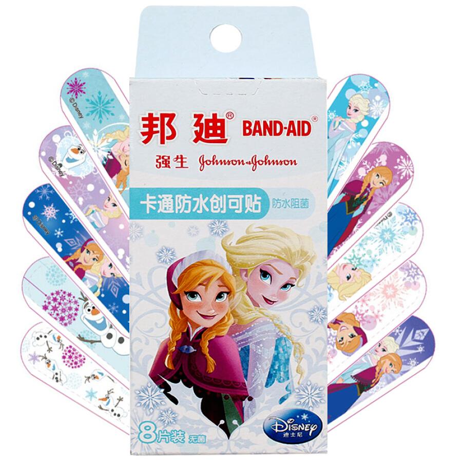 Băng Cá Nhân Hoạ Tiết Hoạt Hình Frozen Bondi (8 Miếng) - 886889 , 3574371228075 , 62_4241739 , 71000 , Bang-Ca-Nhan-Hoa-Tiet-Hoat-Hinh-Frozen-Bondi-8-Mieng-62_4241739 , tiki.vn , Băng Cá Nhân Hoạ Tiết Hoạt Hình Frozen Bondi (8 Miếng)