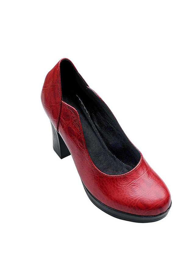 Giày Nữ Thời Trang ELMI Da Bò Thật Cao Cấp ESW281