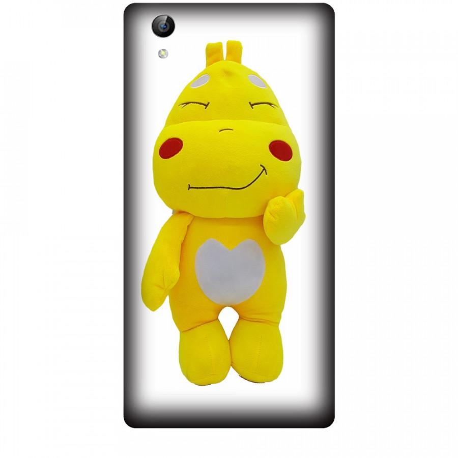 Ốp lưng dành cho điện thoại VIVO Y51 Khủng Long lai Ong QooBee Agapi Mẫu 2