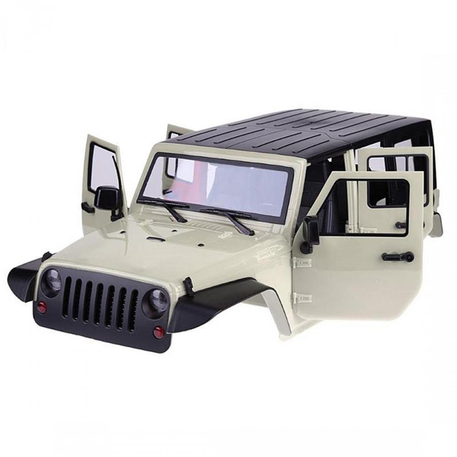 Bộ Vỏ Xe 1/10 RC Cho Xe Điều Khiển Từ Xa RC 1/10 Crawler Axial SCX10 RC4WD D90