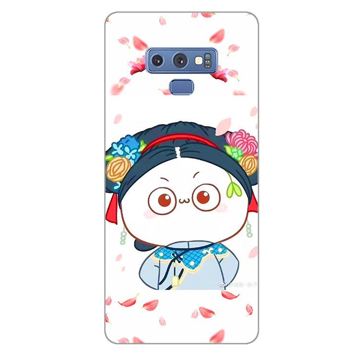 Ốp Lưng Dẻo Diên Hy Công Lược Cho Điện Thoại Samsung Galaxy Note 9 - Nguy Anh Lac