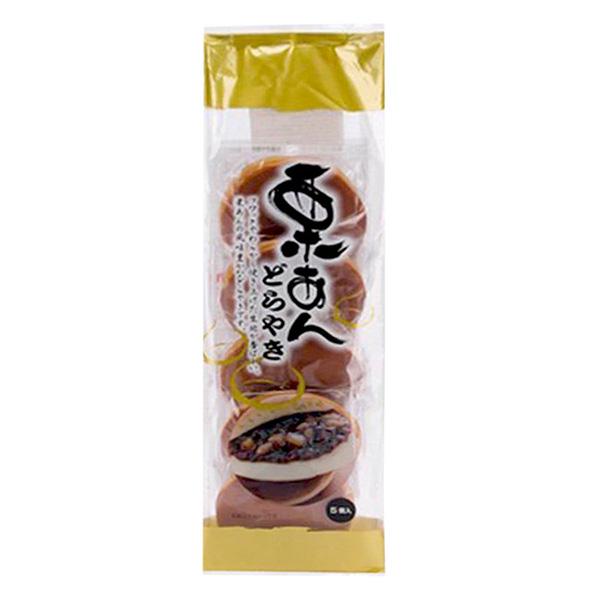 Bánh Pan Cake Kurian Dorayaki TaNaKa 5Pc