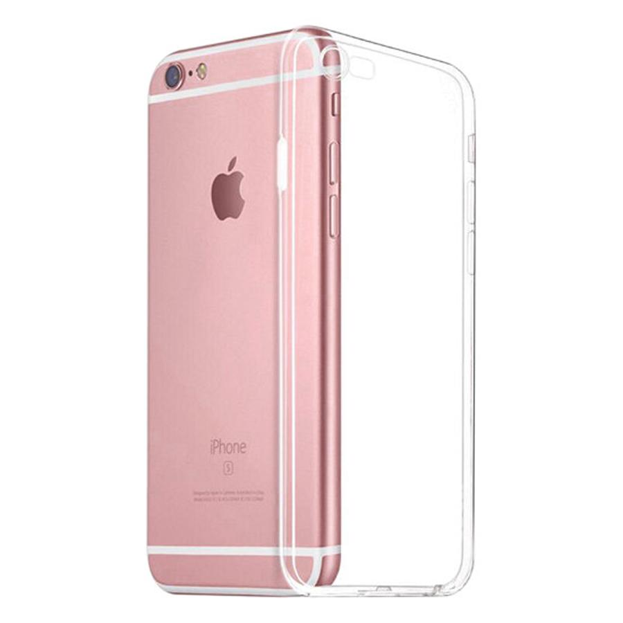 Ốp Lưng Dẻo iPhone 8 Dada DADAIP8-CLR (Trong Suốt) - Hàng Nhập Khẩu