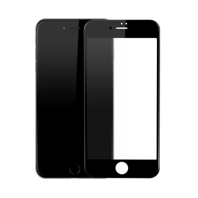 Miếng dán kính cường lực cho iPhone 6 Plus / 6s Plus hiệu ANANK 3D mỏng 0.2mm mặt kính AGGC Nhật Bản - Hàng chính hãng