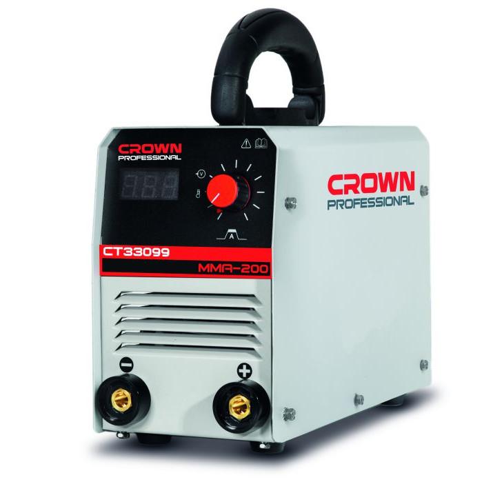Máy hàn điện tử Crown CT33099