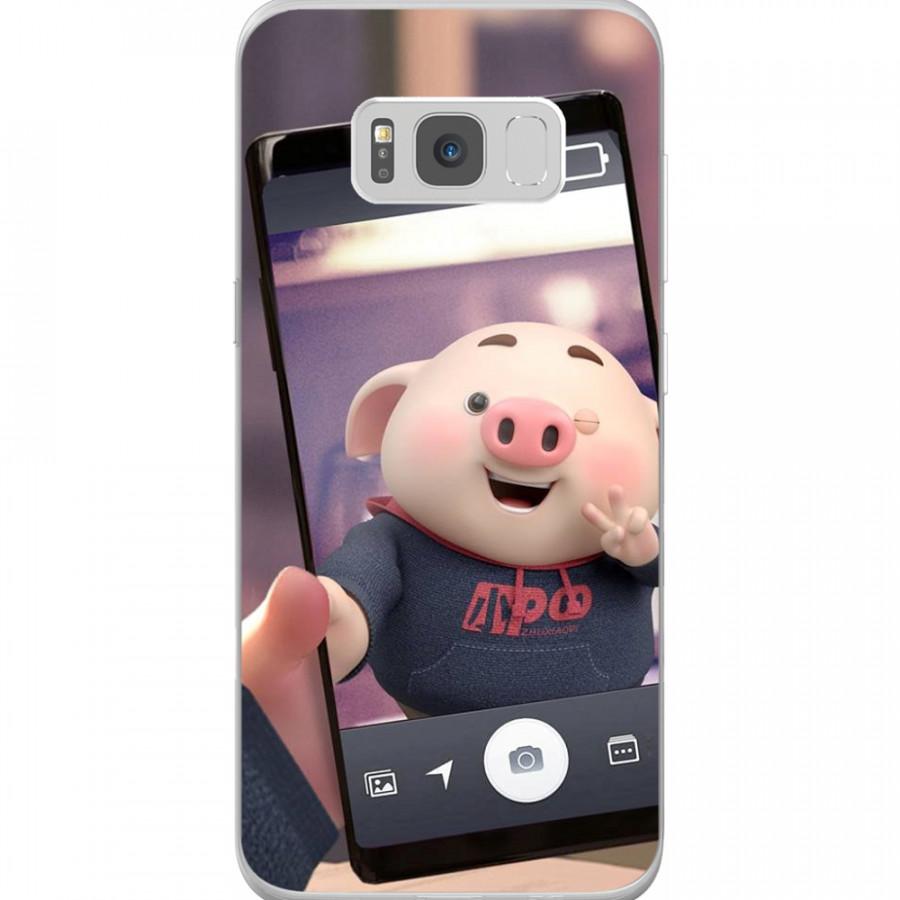 Ốp Lưng Cho Điện Thoại Samsung Galaxy S8 Plus - Mẫu aheocon 142