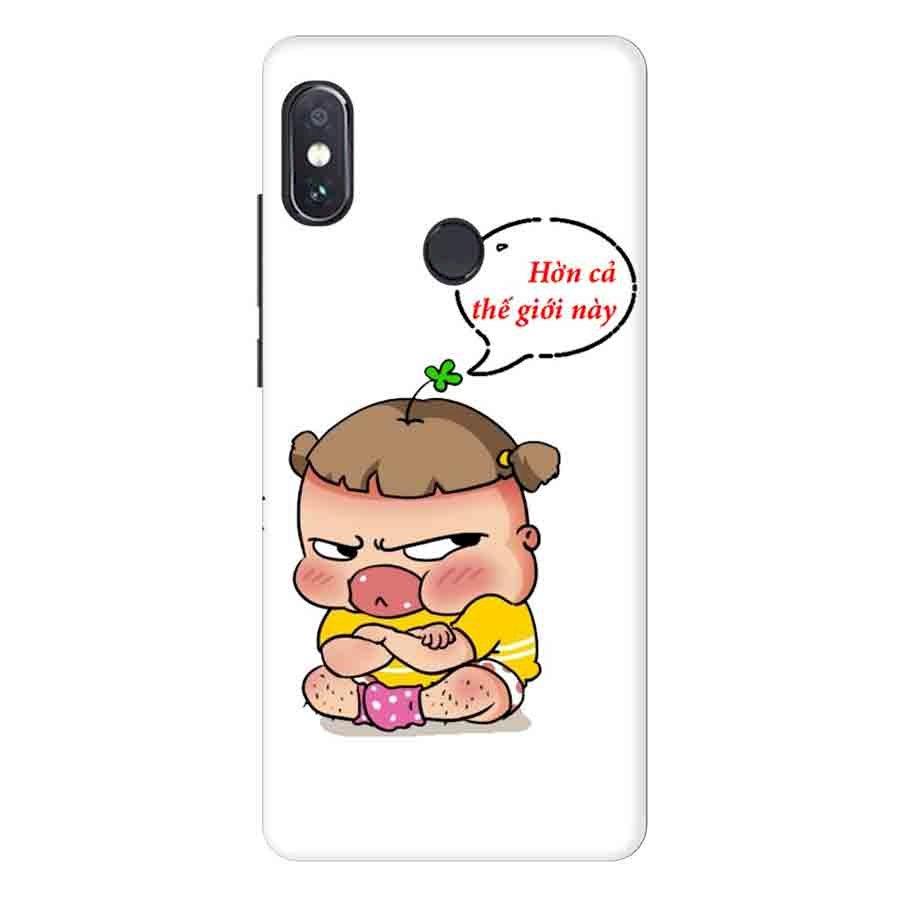 Ốp Lưng Dành Cho Xiaomi Note 5 Pro - Quynh Aka 2