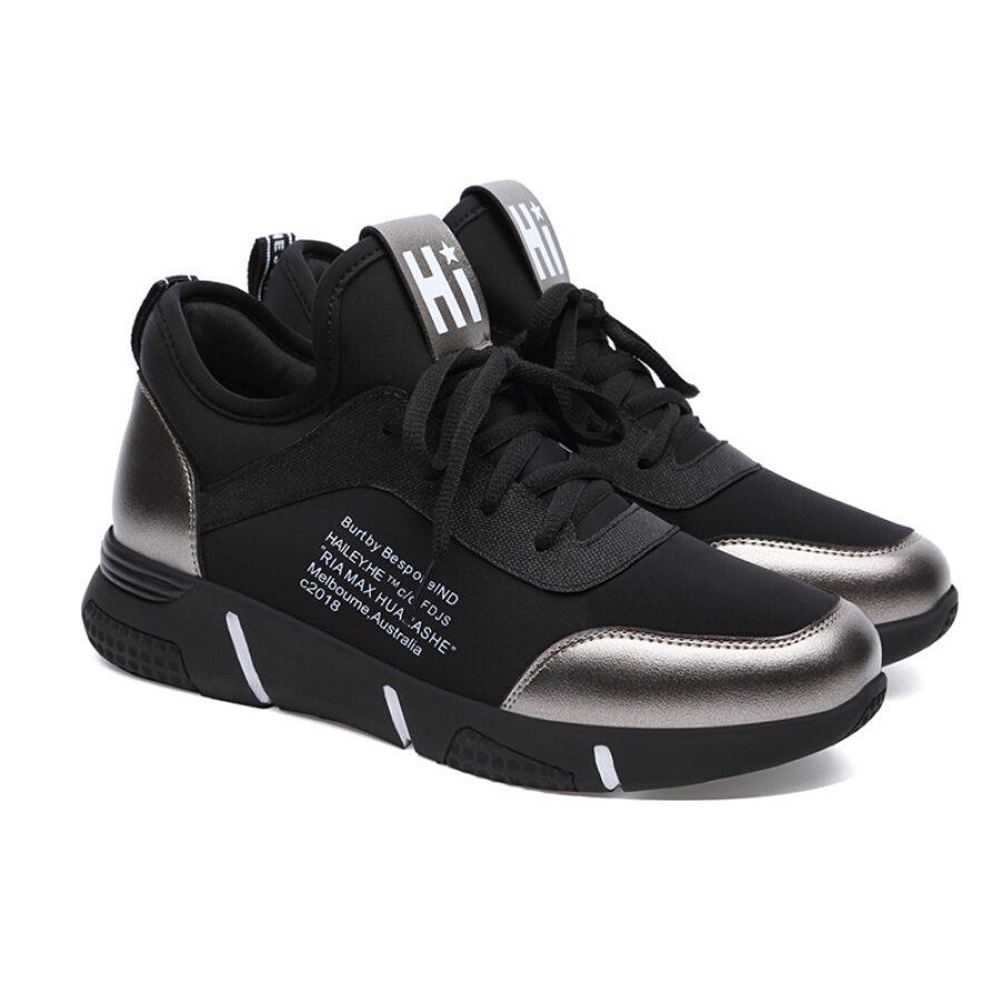 GUCIHEAVEN ladies fashion wild Korean low-cut sports running casual shoes 9085 lead color 36 - 778357 , 1180515597420 , 62_9159691 , 695000 , GUCIHEAVEN-ladies-fashion-wild-Korean-low-cut-sports-running-casual-shoes-9085-lead-color-36-62_9159691 , tiki.vn , GUCIHEAVEN ladies fashion wild Korean low-cut sports running casual shoes 9085 lead col