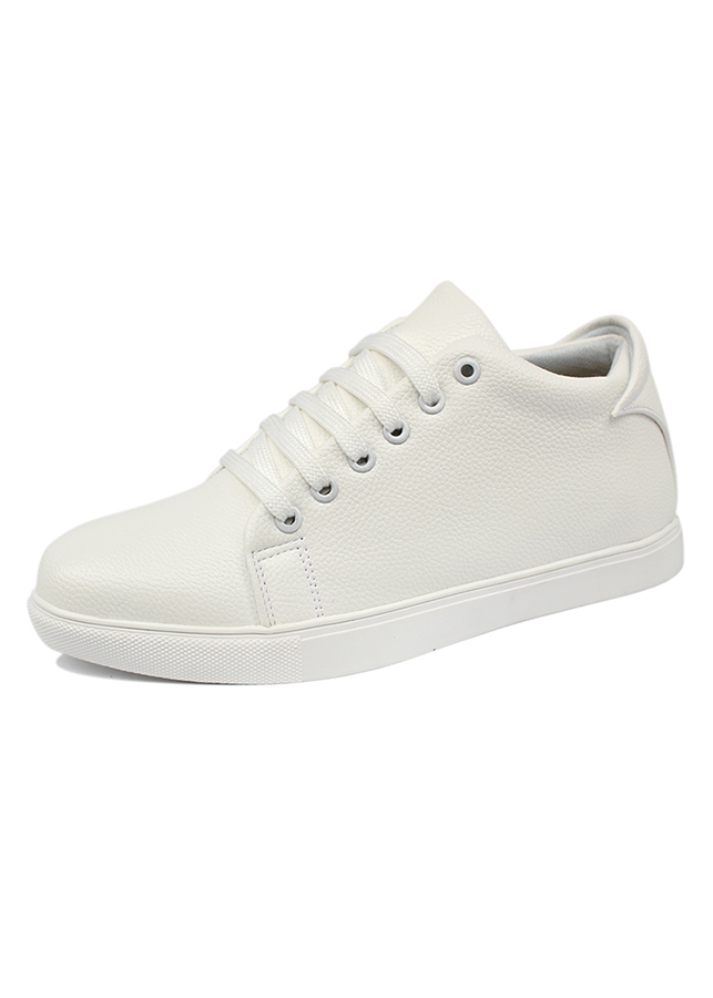 Giày sneaker nam tăng chiều cao 6cm ZARIS ZR2251